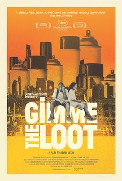 Picture of a movie: Gimme The Loot