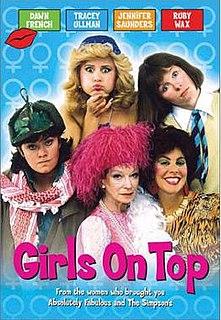 <i>Girls on Top</i> (British TV series) television series