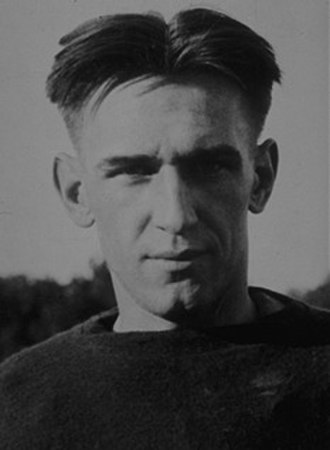 1921 College Football All-America Team - Glenn Killinger of Penn State.