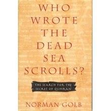 who wrote the dead sea scrolls wikipedia