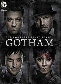 <i>Gotham</i> (season 1)