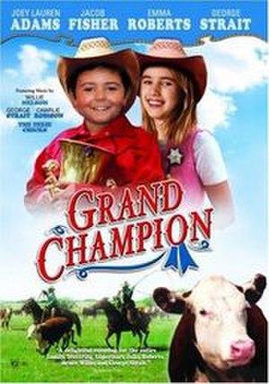 Grand Champion - Movie poster