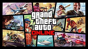 Grand Theft Auto Online - Image: Grand Theft Auto Online