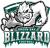 Green Bay Blizzard logo
