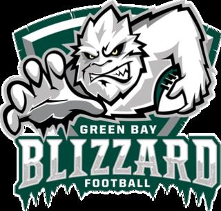 Green Bay Blizzard American indoor football team