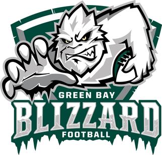 Green Bay Blizzard logo