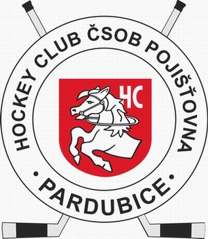 HC Dynamo Pardubice - Previous logo