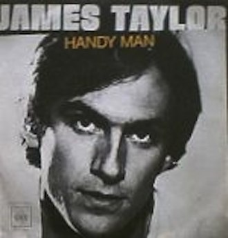 Handy Man (song) - Image: Handy Man JT Dutch single cover