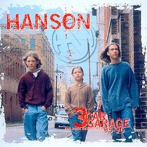 3 Car Garage - Image: Hanson 3 Car Garage