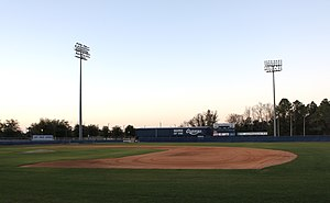 North Florida Ospreys baseball - Harmon Stadium