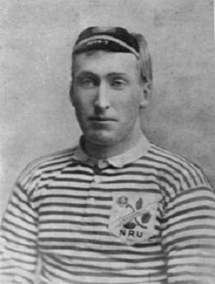 Harry Gifford English rugby league footballer
