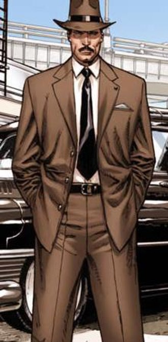 Howard Stark - Image: Howard Stark (Earth 616) from S.H.I.E.L.D. Vol 1 1 page 03