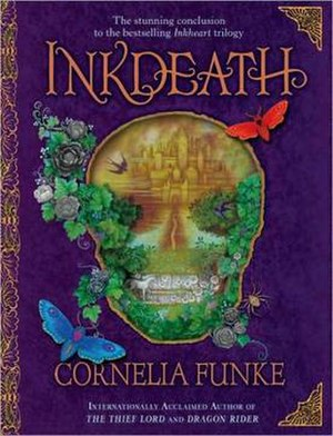 Inkdeath - Inkdeath Book cover