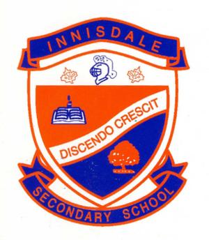 Innisdale Secondary School - Innisdale's school crest.