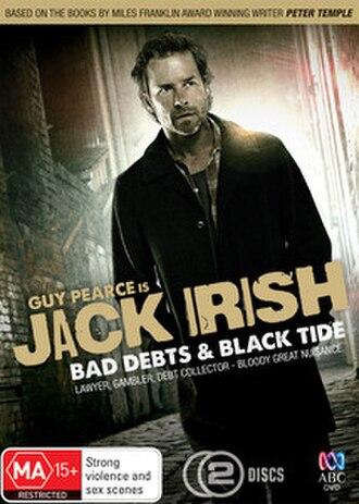 Jack Irish - DVD cover for the first 2 Jack Irish TV movies.