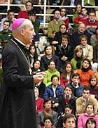 Javier Echevarria, Opus Dei Prelate