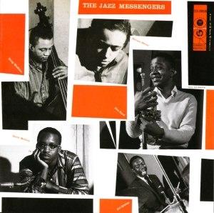 The Jazz Messengers (1956 album) - Image: Jazzmessengerscolumb ia 1956
