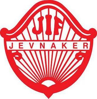 Jevnaker IF - Image: Jevnaker IF