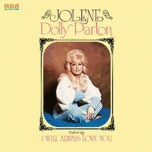 Jolene (album) - Image: Jolene (Dolly Parton album cover art)