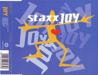 Staxx featuring Carol Leeming - Joy (studio acapella)