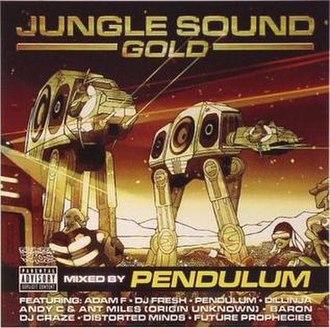 Jungle Sound: The Bassline Strikes Back! - Image: Junglesoundgold