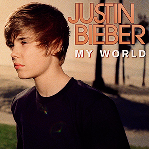 My World (EP) - Image: Justin Bieber My World