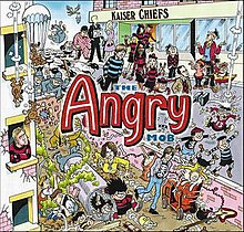 Kaiser Chiefs The Angry Mob single cover.jpg