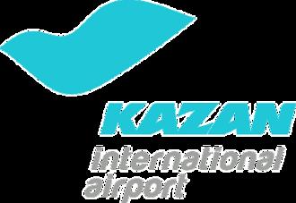 Kazan International Airport - Image: Kazan Airport logo
