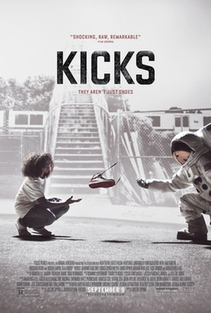 Kicks (film) - Theatrical release poster