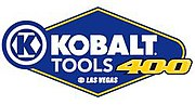 Kobalt Tools 400 at Las Vegas logo.jpg