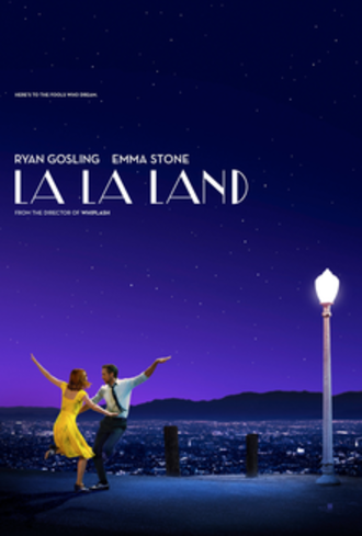 La La Land (film) - Theatrical release poster