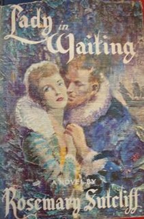 <i>Lady in Waiting</i> (novel)