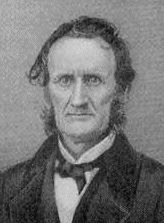 Ex parte Milligan - Lambdin P. Milligan