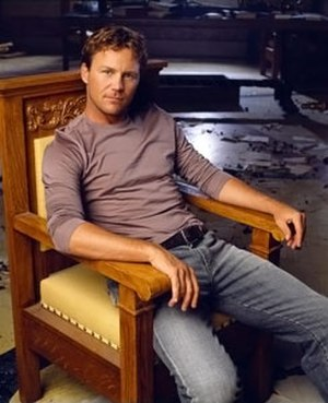 Leo Wyatt - Brian Krause as Leo
