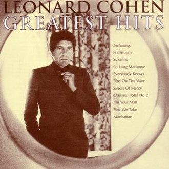 The Best of Leonard Cohen - Image: Leonard Cohen Greatest Hits 2009