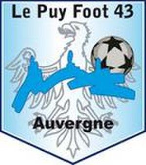 Le Puy Foot 43 Auvergne - Image: Lepuyfoot