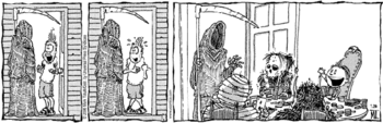 Liō strip from July 26, 2006.