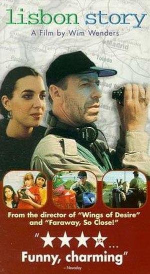 Lisbon Story (1994 film) - Image: Lisbon story