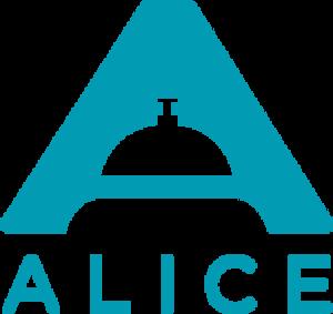 ALICE (company) - Image: Logo Alice App