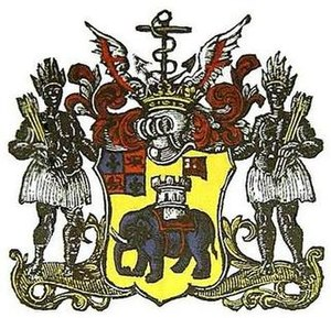 Royal African Company - Image: Logo of the Royal African Company