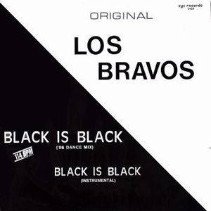 Black Is Black - Image: Los Bravos Black Is Black 86