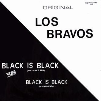 Black Is Black - Image: Los Bravos Black Is Black 86