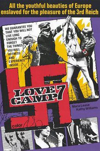 Love Camp 7 - Promotional film poster
