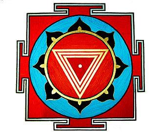 Mahakali - Mahakali Yantra