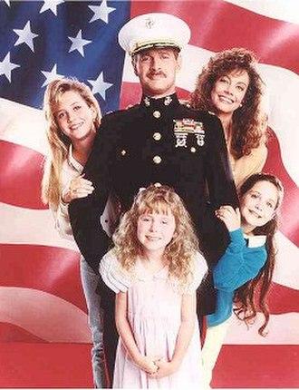 Major Dad - The cast of Major Dad.