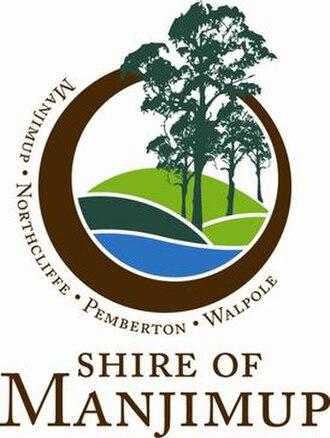 Shire of Manjimup - Image: Manjimup Shire Logo