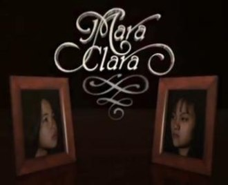 Mara Clara - Image: Mara Clara titlecard