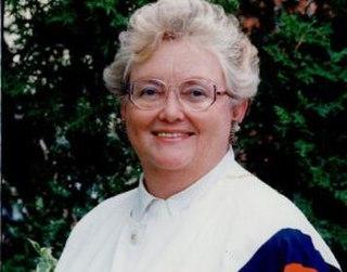Maureen Prinsloo Canadian politician