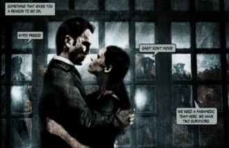 Max Payne 2: The Fall of Max Payne - Image: Max Payne 2 Two Survivors