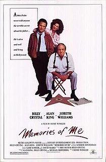 <i>Memories of Me</i> 1988 film by Henry Winkler
